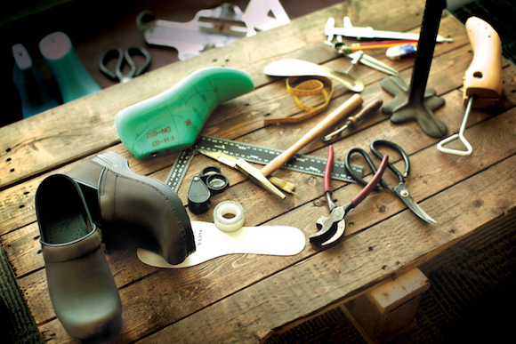 DANSKO ART OF SHOEMAKING