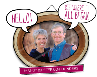 Mandy Cabot and Peter Kjellerup